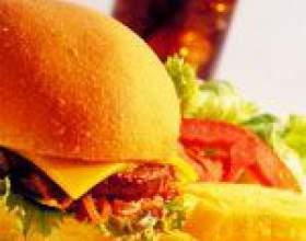 Шкідлива їжа, шкідливі продукти харчування фото