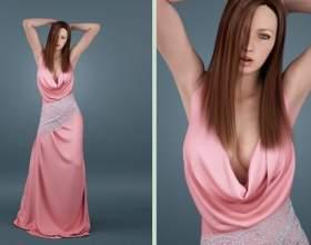 Форма сукні до підлоги своїми руками: майстер-клас зі створення вечірніх і повсякденних нарядів фото