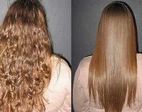 Випрямлення волосся кератином: відгуки фото
