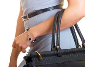 Жіноча сумка і характер - що спільного? фото