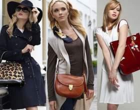 Жіночі сумки через плече фото