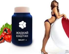 Рідкий каштан night: худнемо без дієт і тренувань фото
