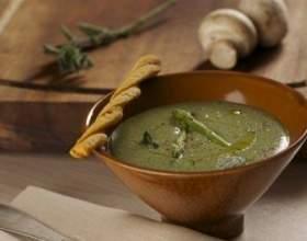 Жиросжигающий суп зі шпинату фото